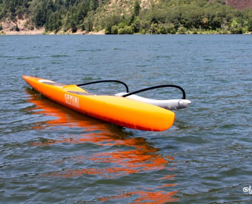 Gemini OC2 - Outrigger Canoe two person
