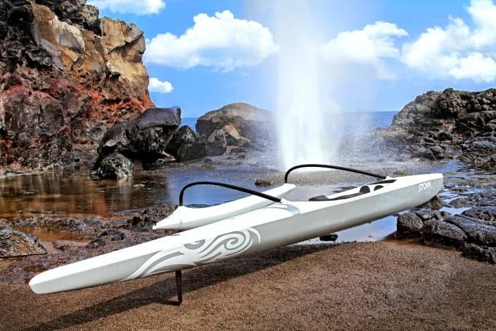 Storm OC1 canoe
