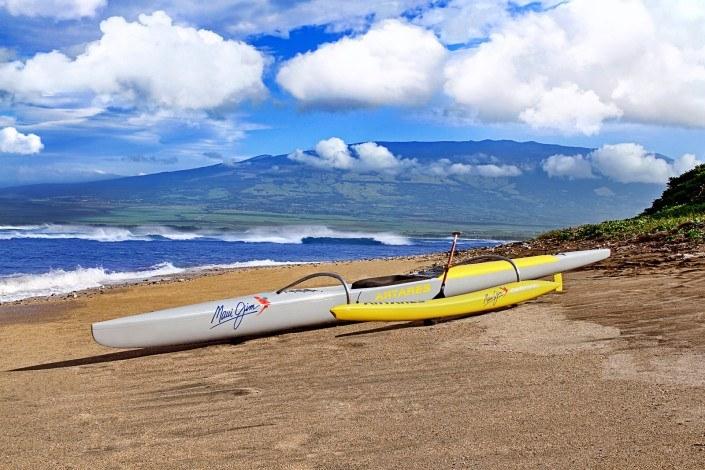 Antares OC1 Canoe by Kai Wa'a
