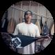 Cam Jacome Paddle Shaper Palafamala