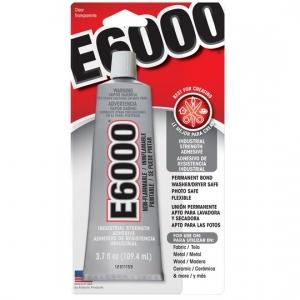 E6000 Glue for Canoe repair