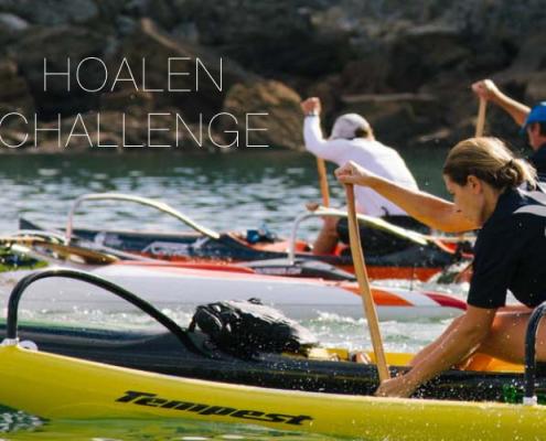 hoalen canoe race