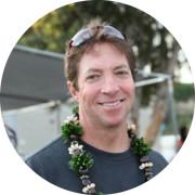 Johnny Puakea - Canoe Designer