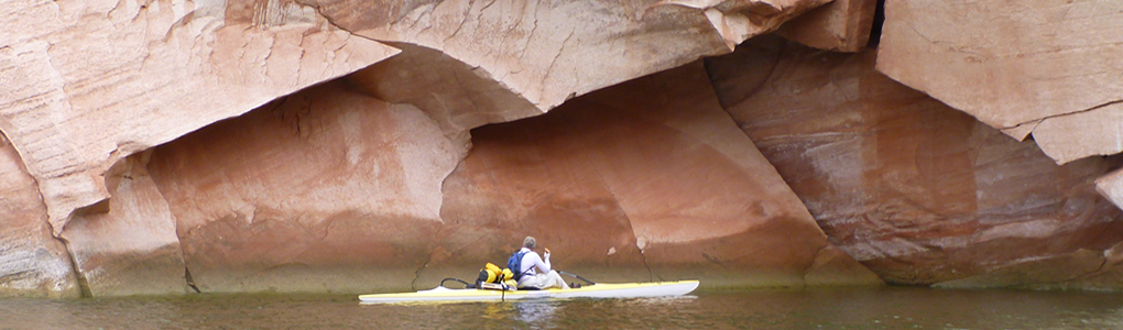 lake-powell-canoe-paddle-ozone
