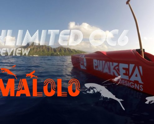 unlimited outrigger canoe