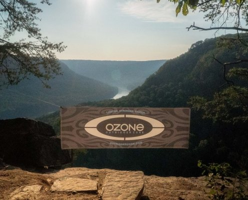 Ozone canoes and kayaks in Tennessee